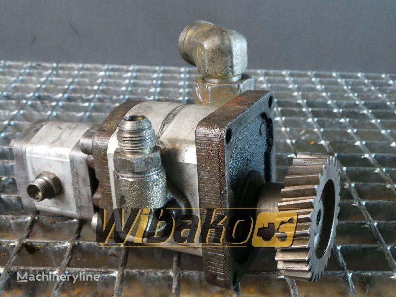 0510665079 ekskavatör için Gear pump Bosch 0510665079 yedek parça