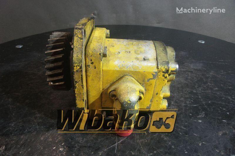 0510666004 ekskavatör için Gear pump Bosch 0510666004 yedek parça
