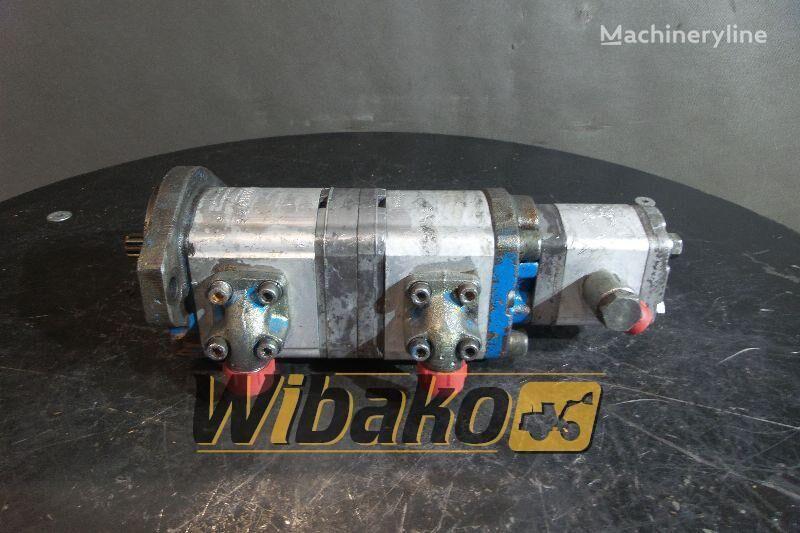 510666007 (3) ekskavatör için Gear pump Bosch 510666007 (3) (510666007(3)) yedek parça