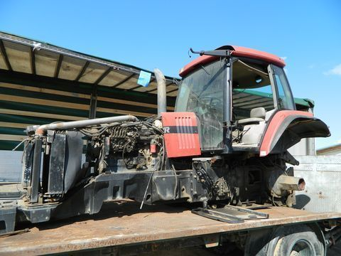 CASE IH MX 200 MAGNUM traktör için b/u zapchasti / used spare parts yedek parça