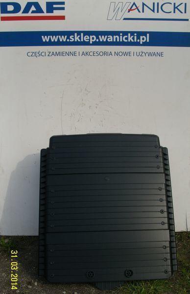 yeni DAF XF 105 tır için Pokrywa akumulatora ,Battery box cover yedek parça