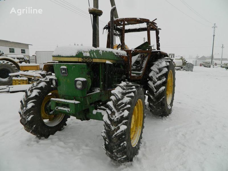 JOHN DEERE 3050 traktör için b/u zapchasti / used spare parts yedek parça