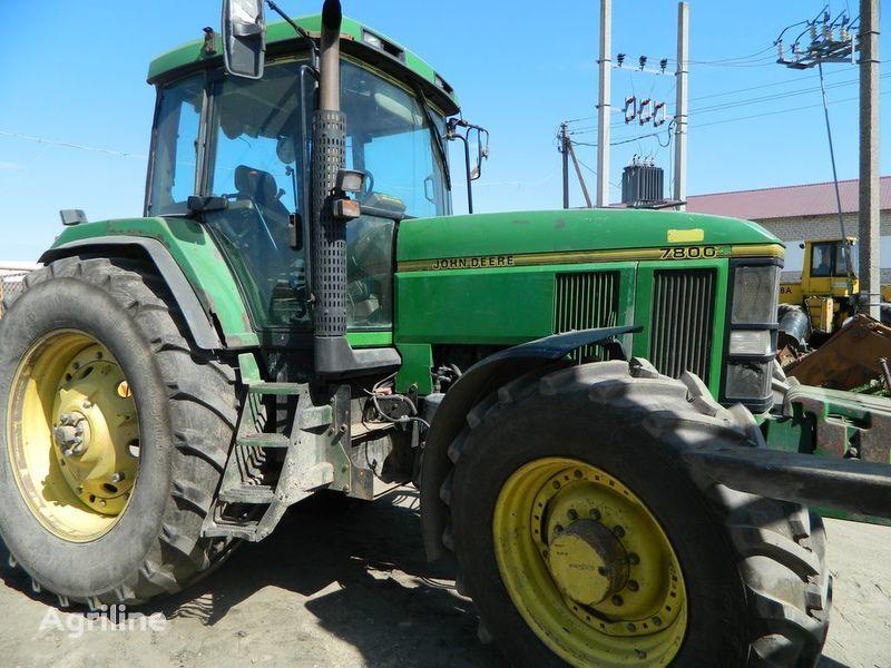 JOHN DEERE 7800 traktör için b/u zapchasti / used spare parts yedek parça
