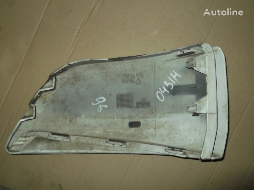 MERCEDES-BENZ RH kamyon için Vnutrennyaya chast deflektora yedek parça