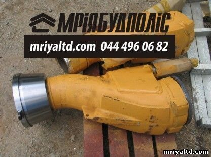 PUTZMEISTER beton pompası için S-obraznye klapany (shiber) yedek parça