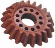 WELGER AP 61,63,71, 51 balya makinesi için shesternya privoda vyazalnogo apparata, konicheskaya ,Z=21, (0762.70 ) yedek parça