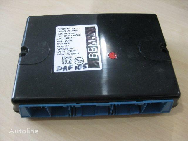 DAF kamyon için DAF 1365.0111000001 yönetim bloğu