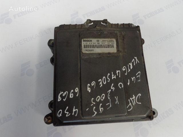 DAF tır için BOSCH ECU EDC Engine control 0281010045,1365685, 1684367, 1679021 yönetim bloğu