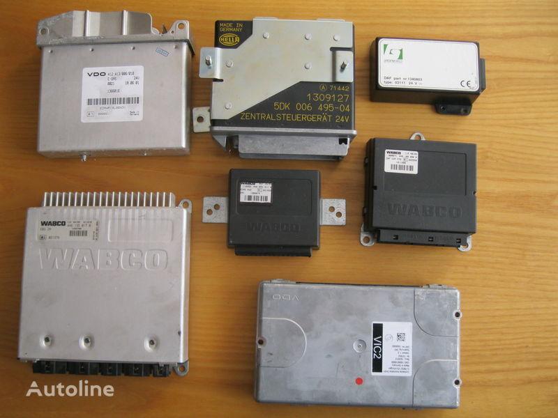 DAF XF 105 / 95 tır için STEROWNIK VIC ABS EBS ECAS yönetim bloğu