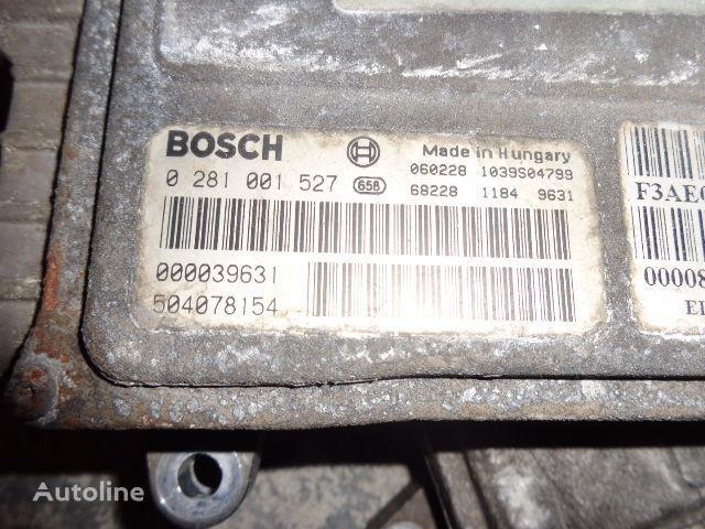 IVECO Stralis tır için IVECO Euro3 engine control unit ECU EDC, BOSCH 0281001527 yönetim bloğu