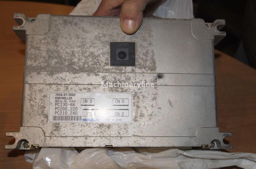 KOMATSU PC130-6 ekskavatör için yönetim bloğu