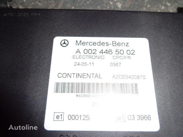 MERCEDES-BENZ Actros tır için Mercedes Benz Actros MP3 FR unit ECU 0024465002, 0034464202, 0024463102, 0024463505, 0024464802, 0034464402, 0034465102, 0034465502, 0044460002 yönetim bloğu