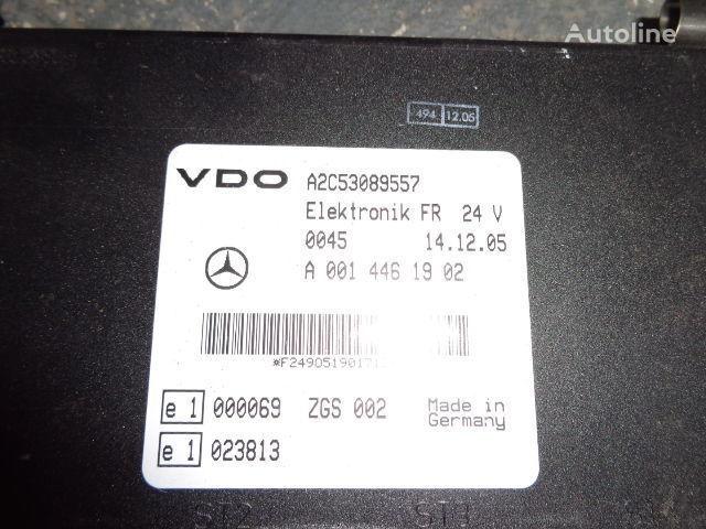 MERCEDES-BENZ Actros tır için Mercedes Benz Actros MP2, MP3, MP4, FR control unit ECU 0014461902, 0014467302, 014464002, 0014464102 yönetim bloğu