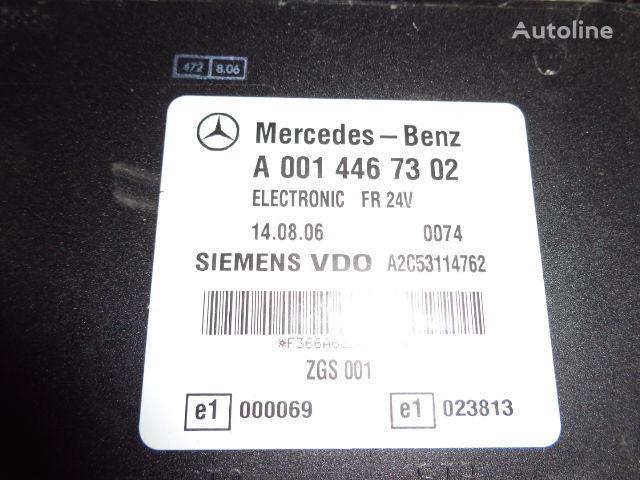 MERCEDES-BENZ Actros tır için Mercedes Benz Actros MP2, MP3, MP4, FR control unit ECU 0014467302, 0014467302, 0004467502, 0014461002, 0014467402, 0004467602, 0004469602, 0014461302, 0014461402, 0014462602, 0014467002, 0014461902, 0014464102, 0014464002, 0024460102, 0014465402, 0024460 yönetim bloğu