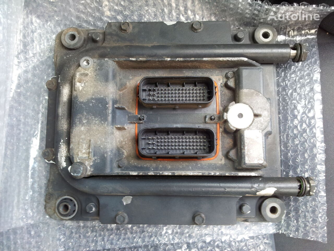 RENAULT  Magnum DXI ECU tır için Renault Magnum DXI, engine control unit, EDC, ECU, 20977019 P03 yönetim bloğu