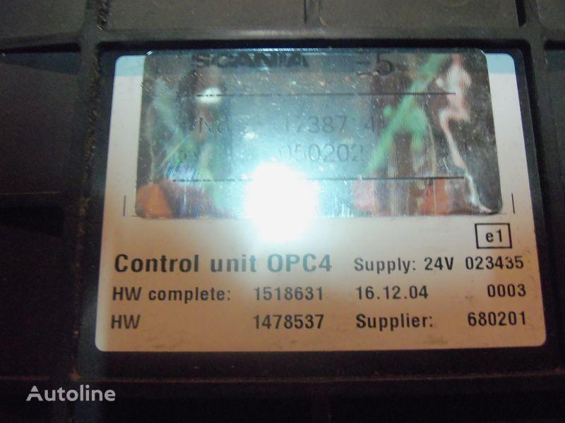 SCANIA R series tır için Scania R series OPC4 Control unit 1731140, 1750167, 17514664, 1754669, 1754674, 1754679, 1754684, 1754689, 1754694, 1754699, 1754704, 1754709, 1754714, 1754719, 1754728, 1754733, 1754738, 1918182, 1928717, 1933486, 1933264, 1936924, 2095496, 2149043 yönetim bloğu