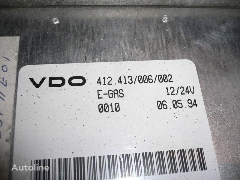 SCANIA b10 otobüs için VDO 412.413/006/002 yönetim bloğu