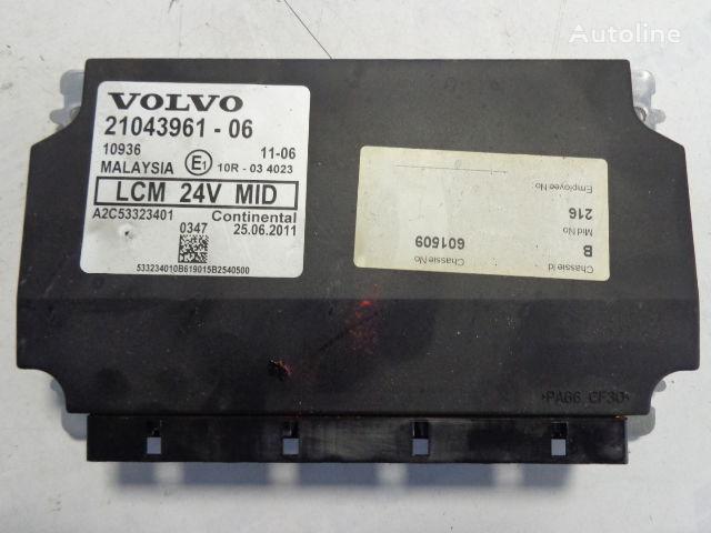 VOLVO FH tır için LCM 21043961, 20744283,20427169,20514900,20744283,20815236 yönetim bloğu