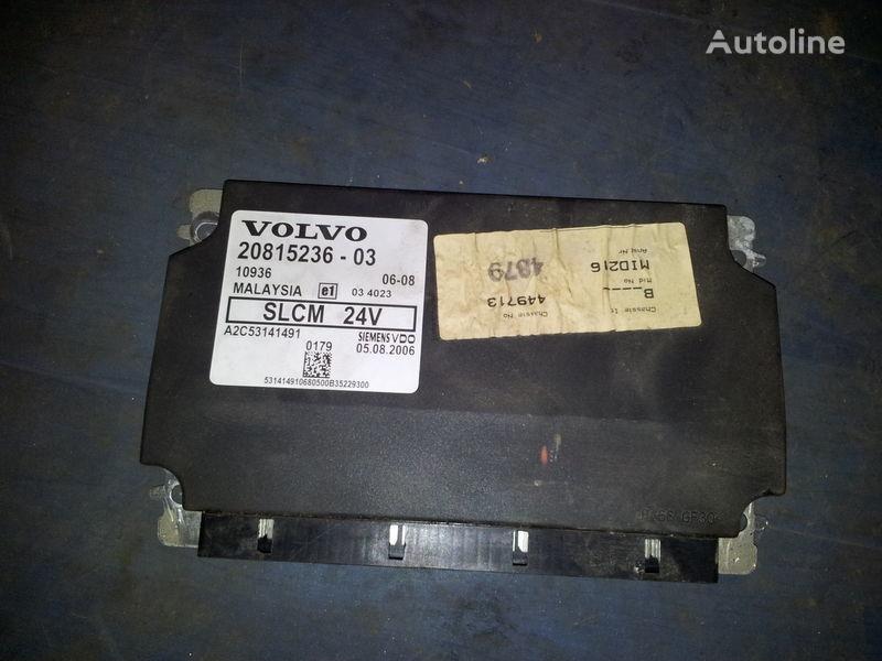 VOLVO FH13 tır için VOLVO FH 12, FH13, Light control unit SLCM, 20815236, 20744286, 20744283, 20865208, 85115541, 20815236, 85110015 yönetim bloğu
