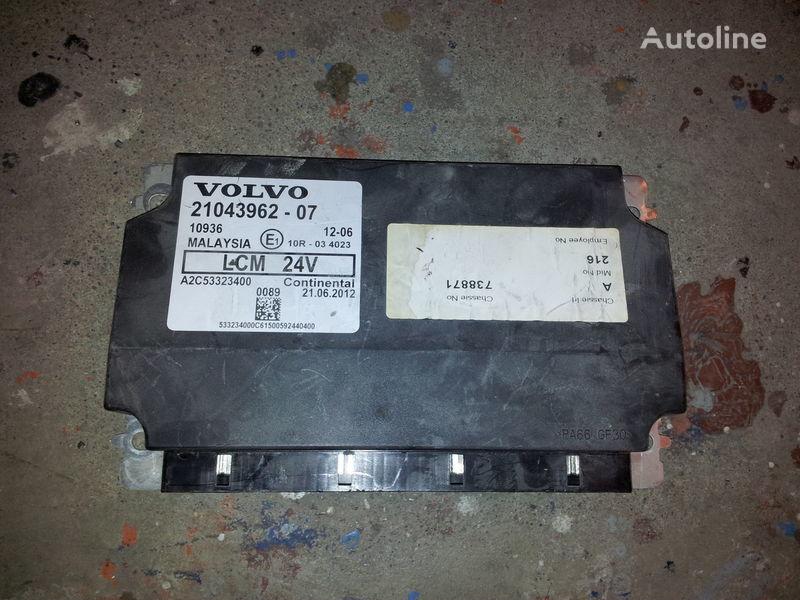 VOLVO FH13 tır için VOLVO FH13 LCM lightning control unit 21043962, 21043961, 85102471, 85102472 yönetim bloğu