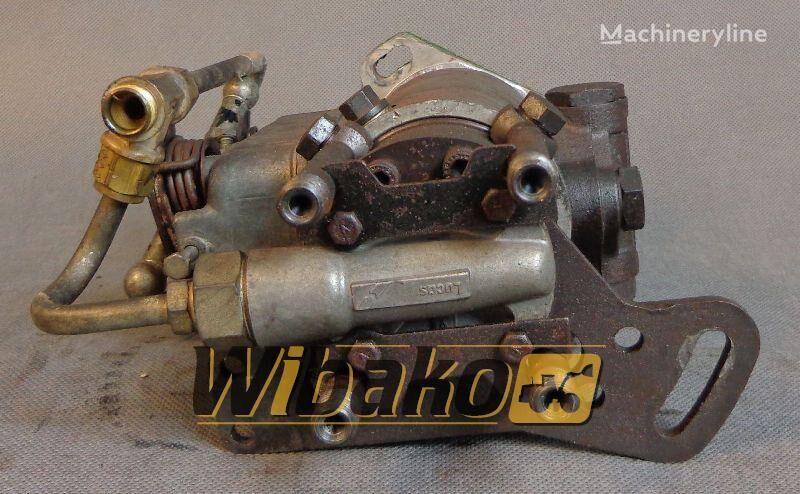 1001 (3348F633) ekskavatör için Injection pump Delphi 1001 yüksek basınçlı yakıt pompası