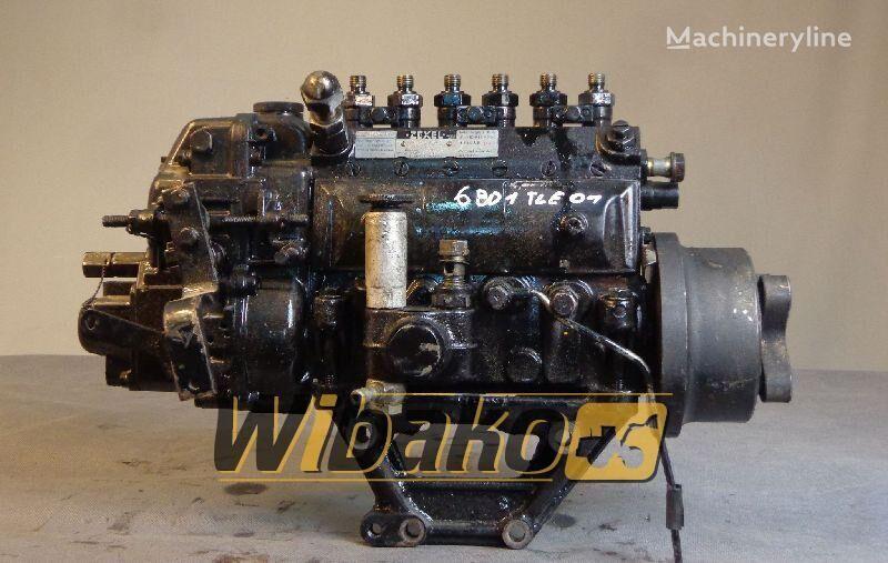 101602-4582 (115602-0462) ekskavatör için Injection pump Zexel 101602-4582 yüksek basınçlı yakıt pompası