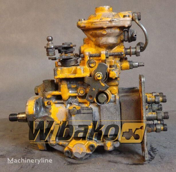 84774676 (0460426101) ekskavatör için Injection pump Bosch 84774676 yüksek basınçlı yakıt pompası