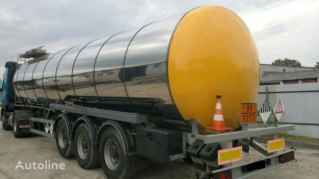 FELDBINDER zift tankeri