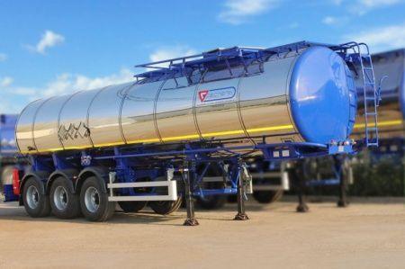 yeni SESPEL bitumovoz (bitumnaya cisterna) SESPEL zift tankeri