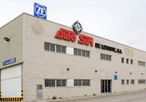 Ticaret alanı Autosur de Levante S.A.