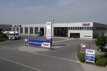 Ticaret alanı DAF Berlin Nutzfahrzeuge Vertriebs- und Service GmbH
