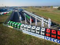 Ticaret alanı Iveco Poland Sp. z o. o. Used Truck Center