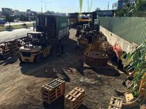 Stok sahası KESKIN CONSTRUCTION LIMITED COMPANY