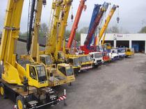 Ticaret alanı IMC International Mobile Cranes GmbH