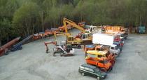 Ticaret alanı Fa. Basan GmbH