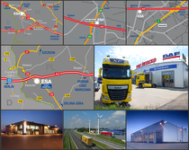Ticaret alanı ESA Trucks Polska Sp. z o.o.