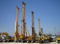 Ticaret alanı German-Drills GmbH