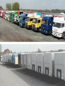 Ticaret alanı HEGMANN NUTZFAHRZEUGE GMBH