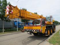Ticaret alanı Derks Trucks BV
