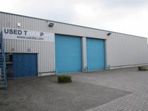 Ticaret alanı Used Truck Parts BVBA company