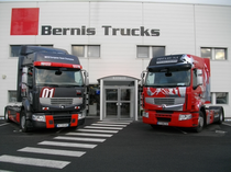 Ticaret alanı Bernis Trucks
