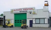 Ticaret alanı Handelsonerneming Alfons Hanter
