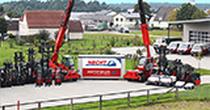 Ticaret alanı Hecht Fördertechnik GmbH