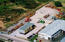 Ticaret alanı RÜKO GmbH Baumaschinen