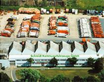 Ticaret alanı Schmidt Pojazdy Komunalne PL