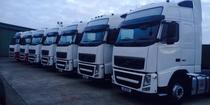 Ticaret alanı M&M Trucks ltd