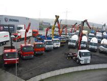 Ticaret alanı Top Truck Contact GmbH