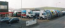 Ticaret alanı Zundert Trucks