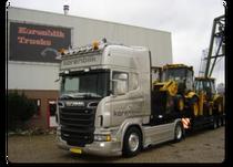 Ticaret alanı Korenblik Trucks