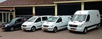 Ticaret alanı Ruinemans cargo vans